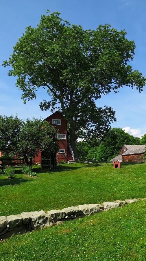 Weir Farm Photograph - Weir Farm National Historic Site 04 by Jonathan Sabin