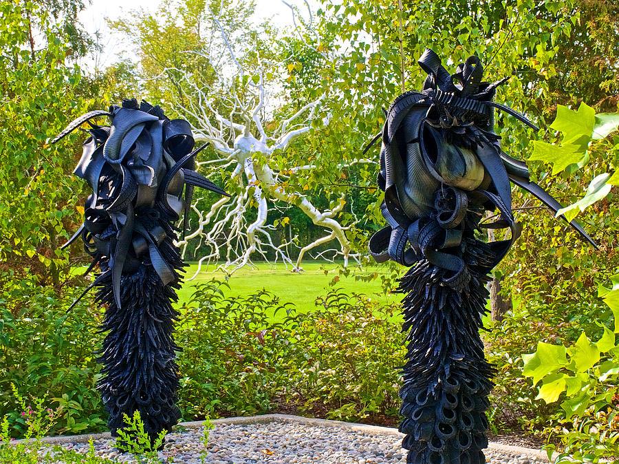 Weird Character Sculptures In Frederik Meijer Gardens And Sculpture ...