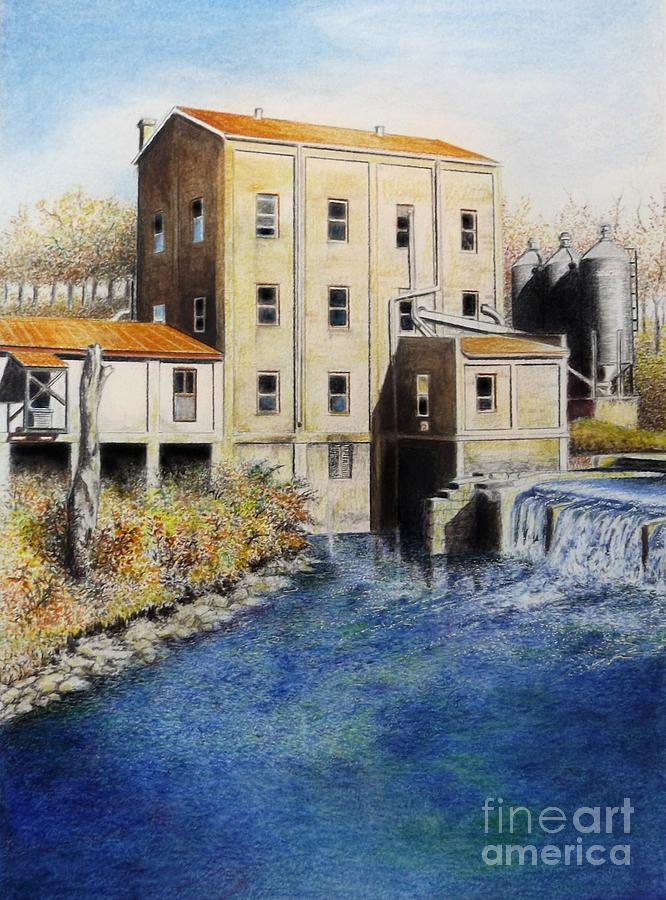 Weisenberger Mill by David Neace