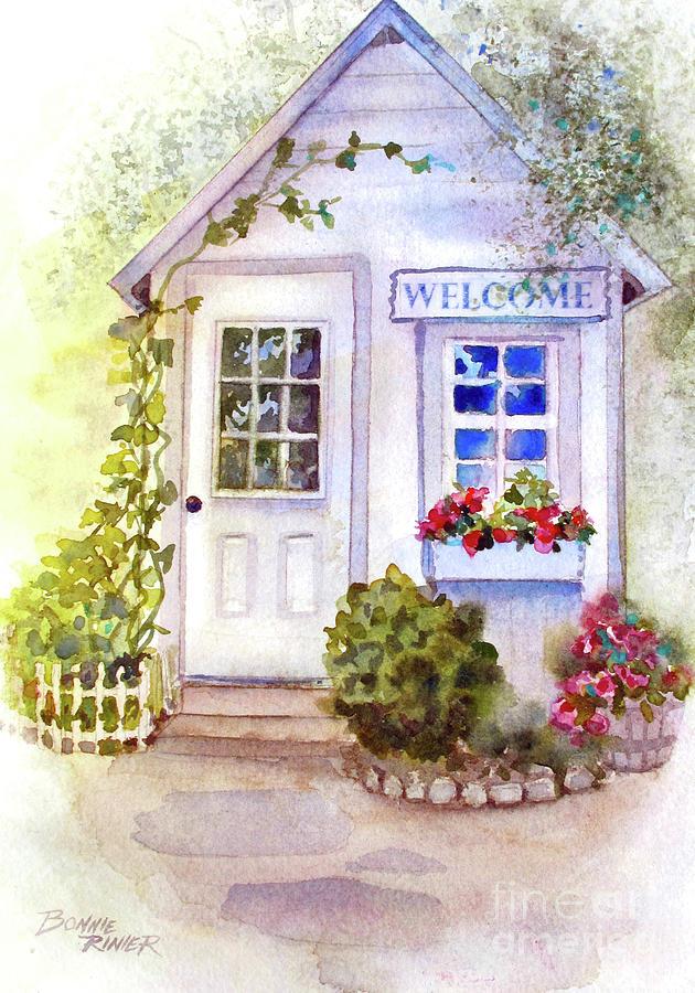 Welcom Cottage by BONNIE RINIER