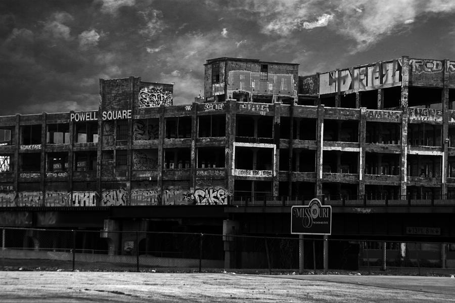 Missouri Photograph - Welcome To Missouri by Anthony Jones