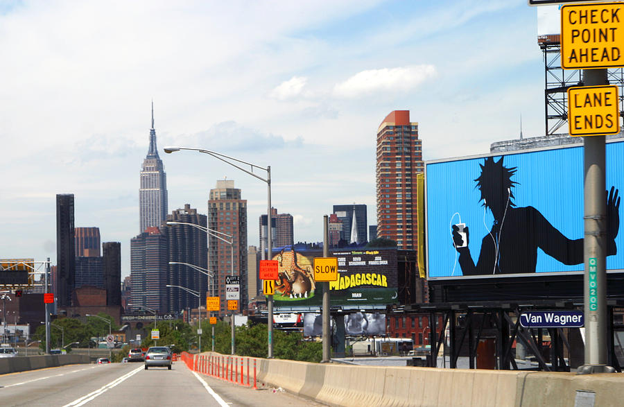 Nyc Photograph - Welcome To Nyc by Chuck Kuhn