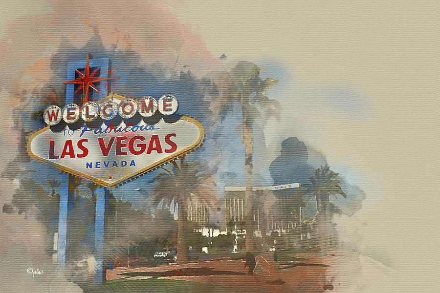 Welcome To Vegas by Paulette B Wright