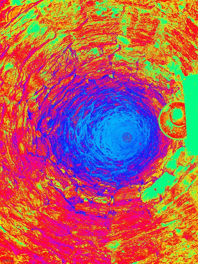 Well Abstract Atomic Digital Art