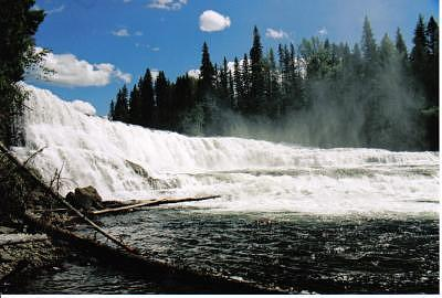 Wells Gray Provincial Park Photograph - Wells Grey by Paul Horvath