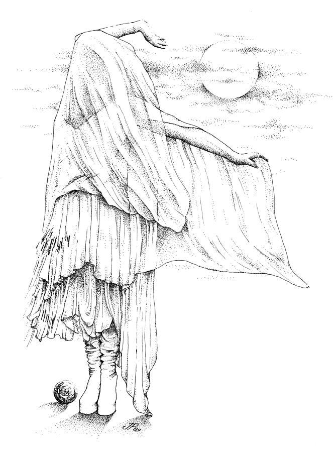 Welsh Witch by Johanna Pieterman