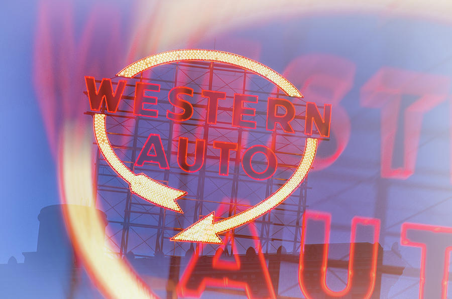 Western Auto Dream by Josh Spengler