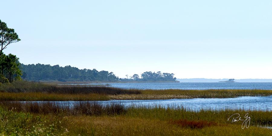 Gulf Of Mexico Photograph - Western Florida Panhandle by Paul Gaj