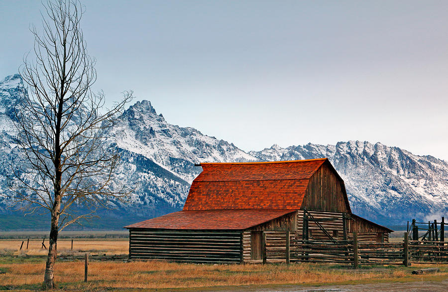 Western Photograph - Western Living 2 by Nicholas Blackwell