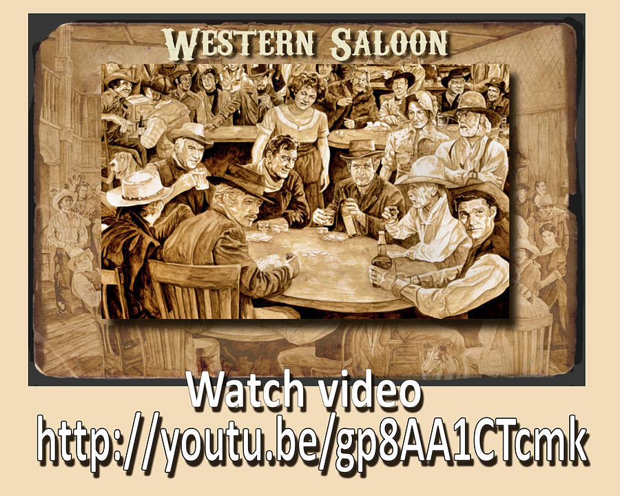 Western Saloon video by Tim Joyner