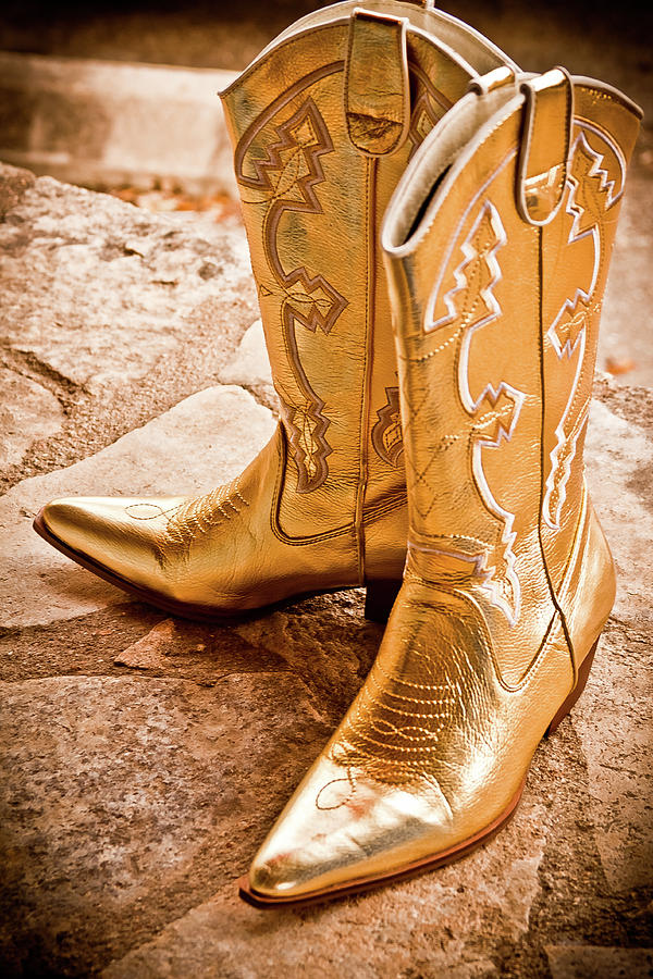 Boots Photograph - Western Wear by Jill Smith
