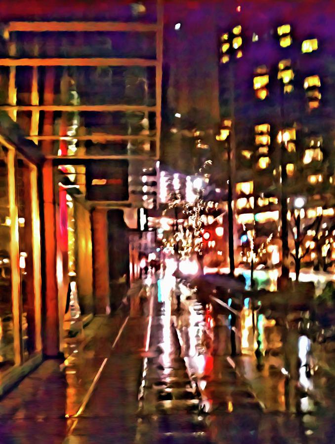 Westlake Rain by Paisley O'Farrell