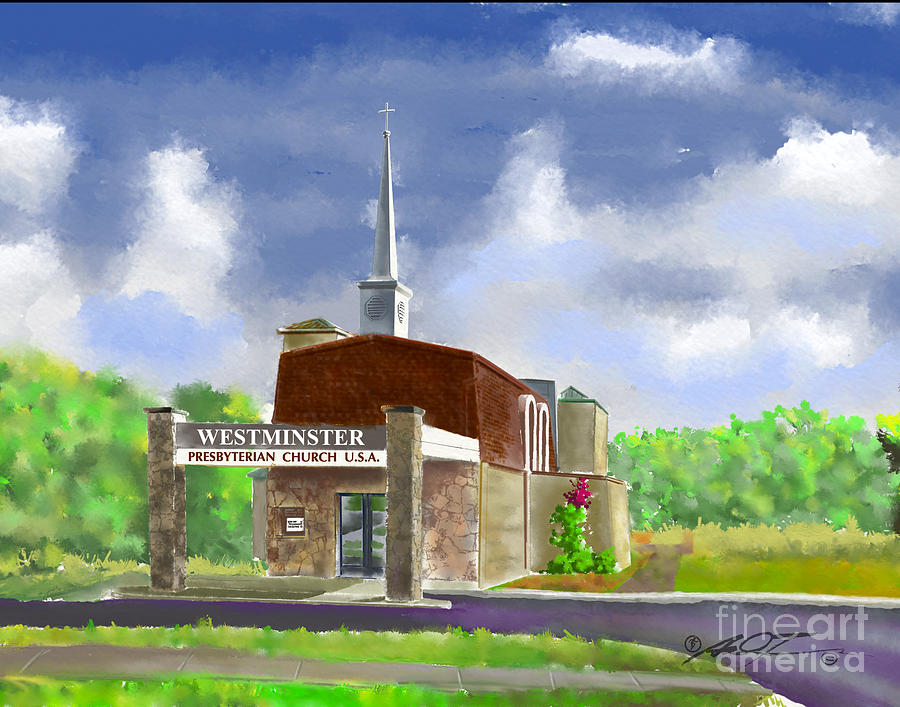 Westminster Church by Dale Turner