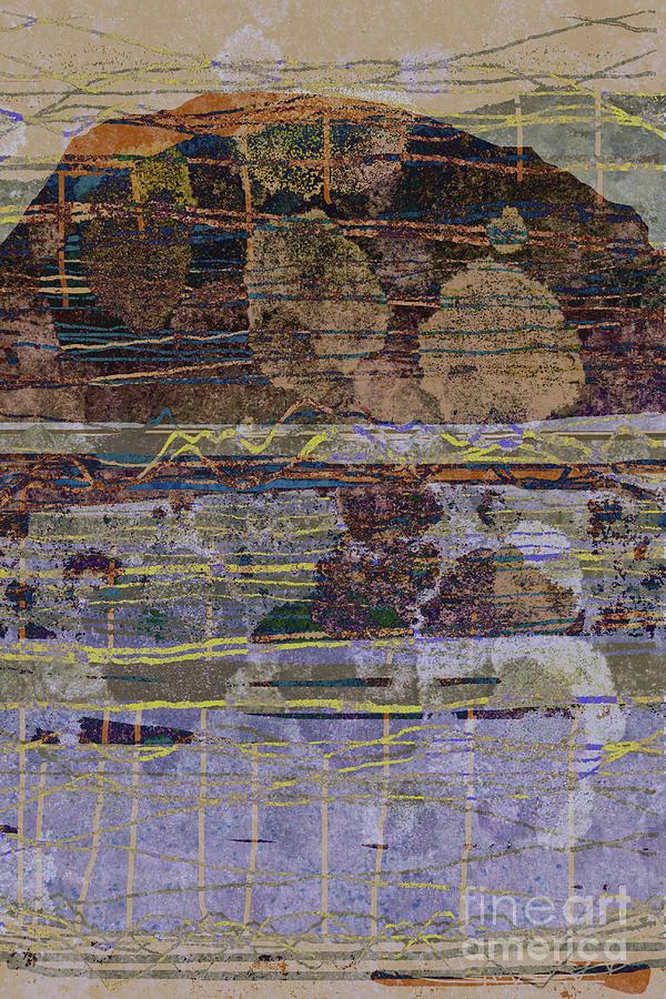 Mountain Digital Art - Westmorland 2 by Andy  Mercer
