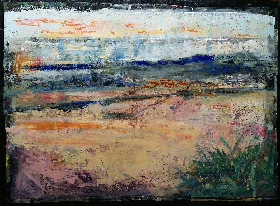 Westport River Dawn by Peter Senesac