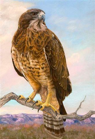 Westwind Painting by Skeeter Leard