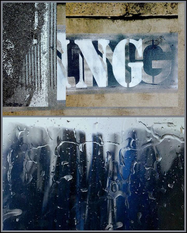 Wet Cement by Marlene Burns