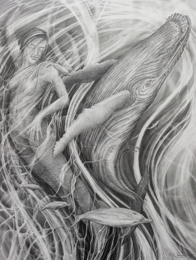 Whale Dream by Mark Johnson