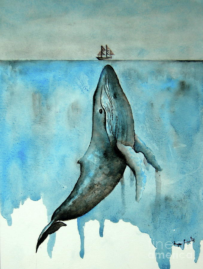 Whale Ship by Tamyra Crossley