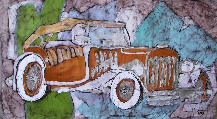 What a Ride by Jennifer Raby