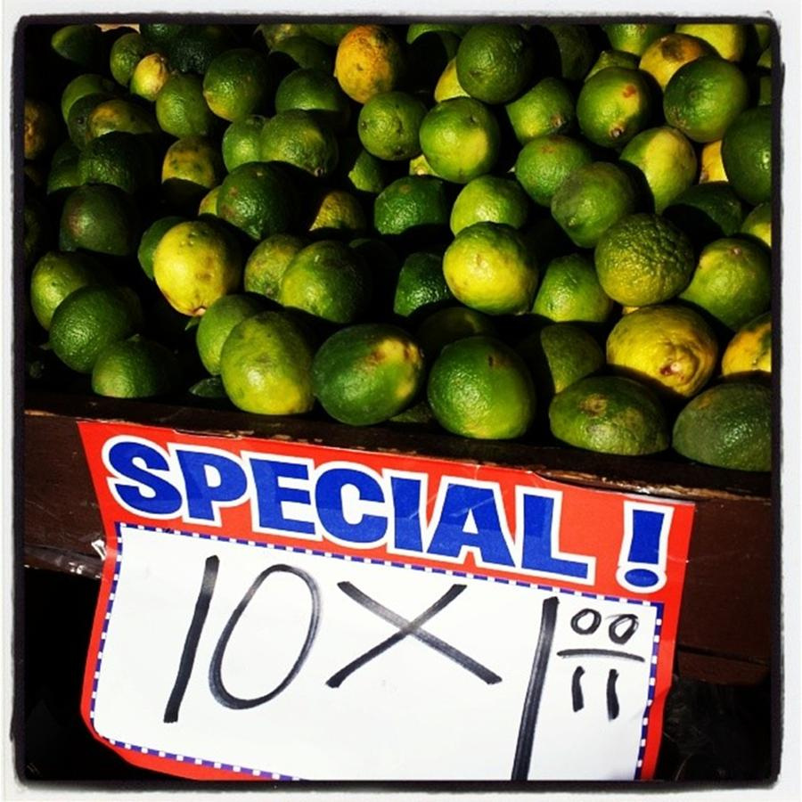 What Lime Shortage? #dontbelievethehype Photograph by Mr Photojimsf