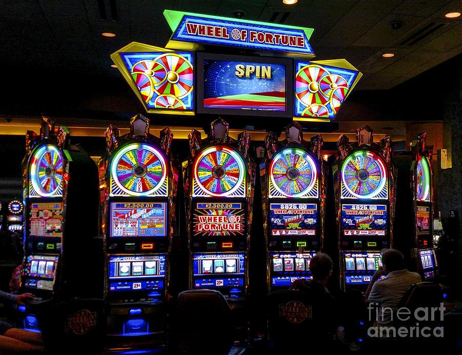 wheel fortune slot machine