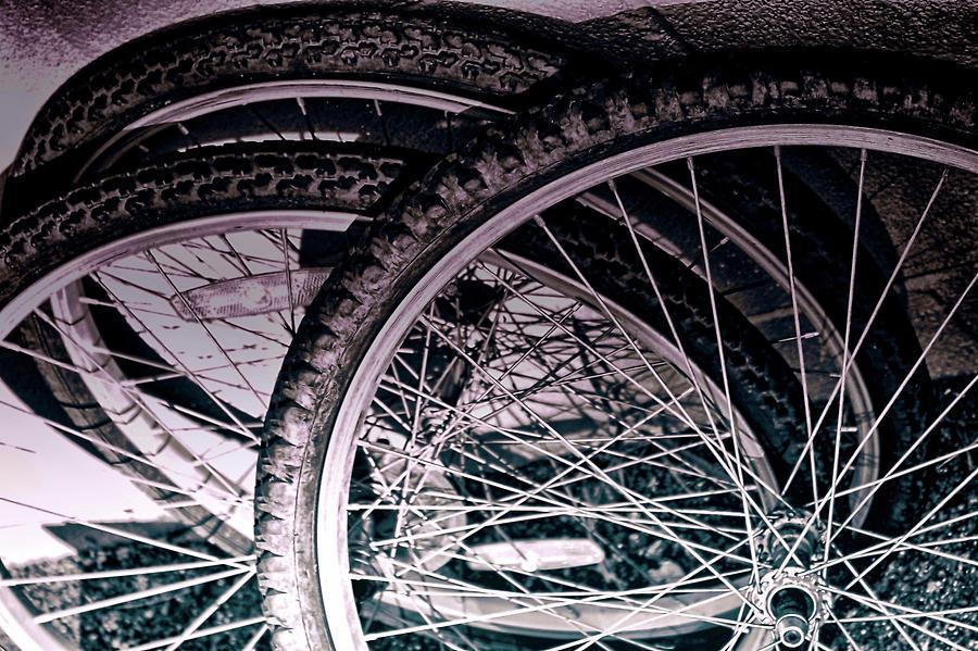 Wheel You by Morgan Carter