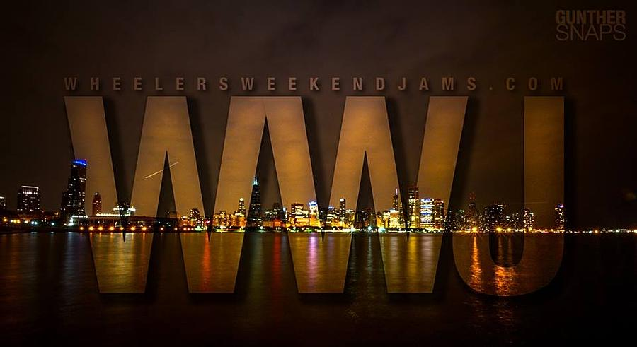 Internet Radio Photograph - Wheelers Weekend Jams-live And Direct by Wheelers