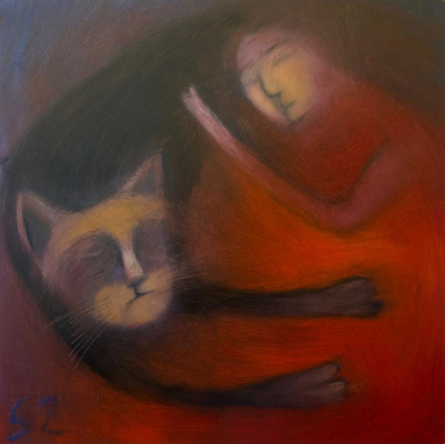 When dreams join hands by Suzy Norris