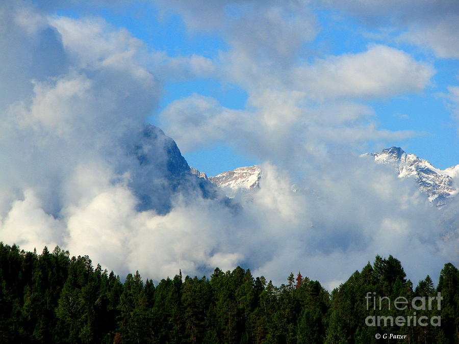 Rocky Mountains Photograph - When Im Gone by Greg Patzer