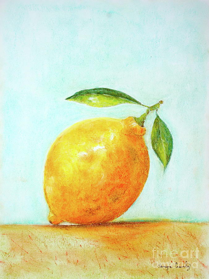 When Life gives you Lemons by Tamyra Crossley