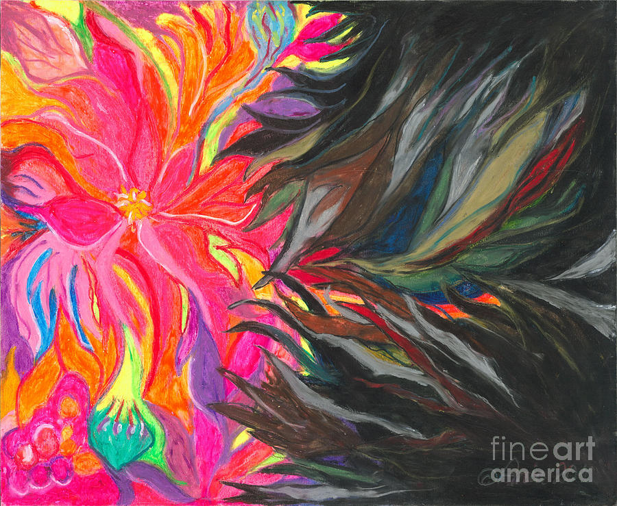 Image result for abstract painting on pain