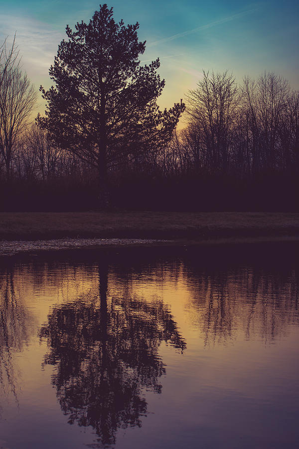 Michigan Photograph - When The Day Is Done by Kristin Hunt