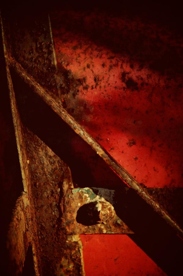 Abstract Photograph - When We Come To It by Odd Jeppesen