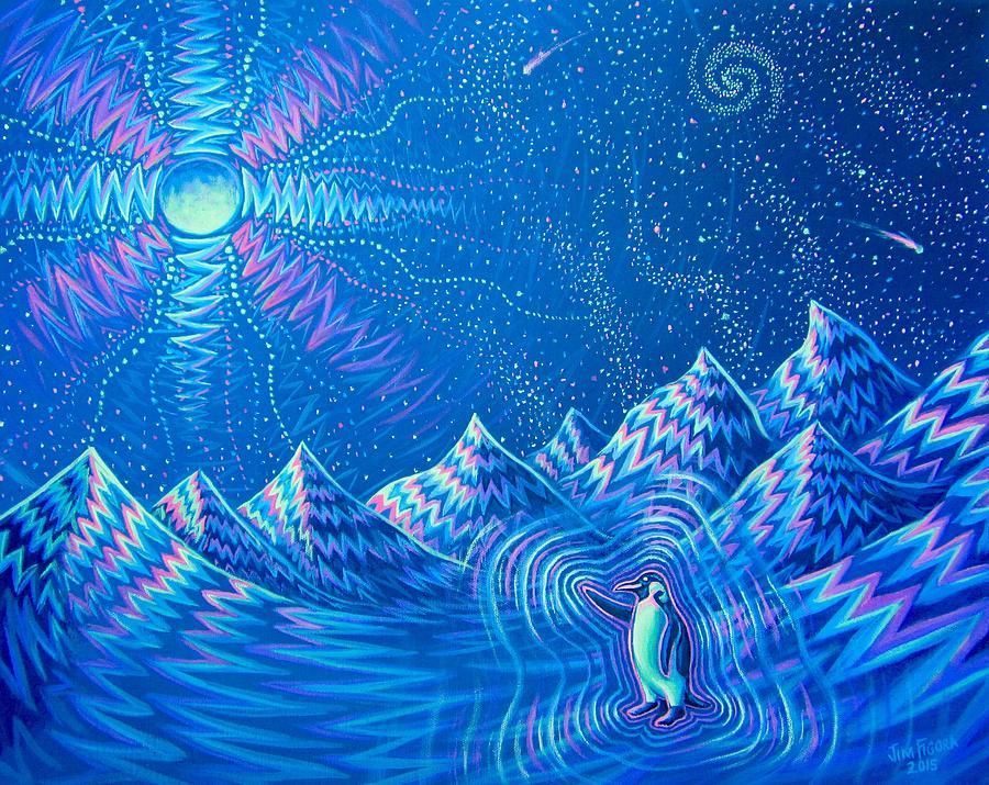 Enlightenment of the Penguin by Jim Figora