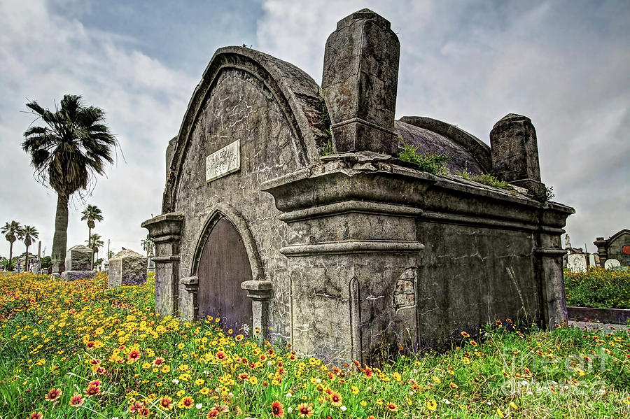 Where Have All The Graveyards Gone? Photograph
