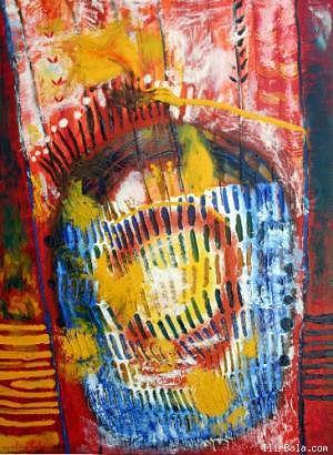 where I Painting by Ilir   Bala