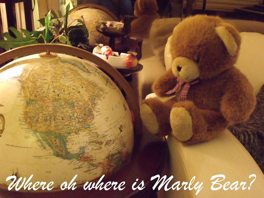 Where is Marly Bear? by Marlene Challis