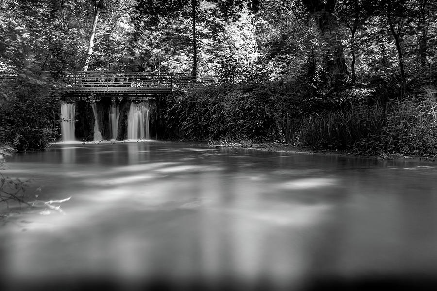 River Photograph - Where The River Ends by Georgia Fowler