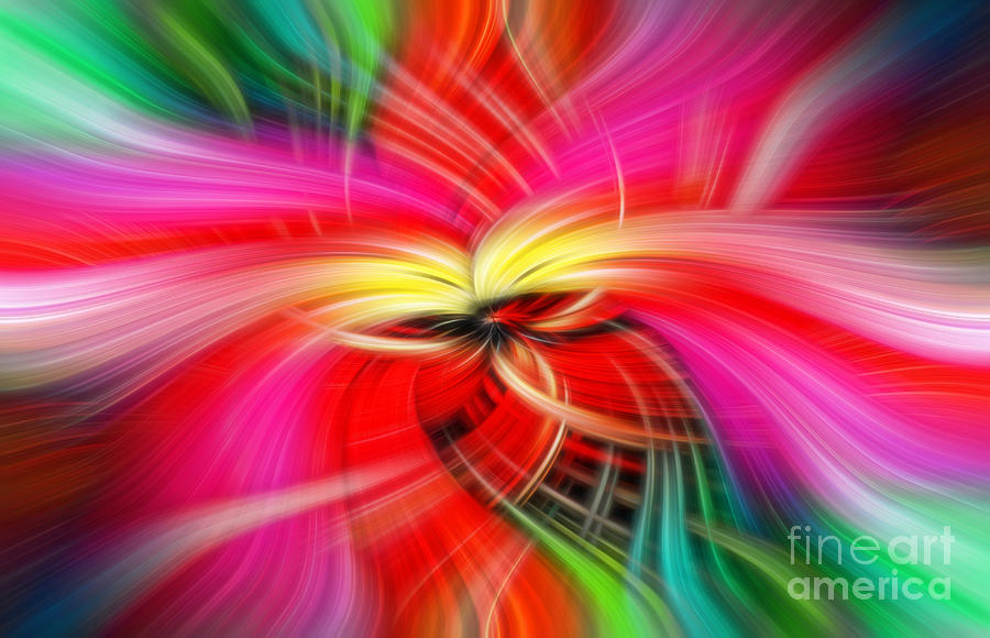 Whirlwind of Colors by Sue Melvin