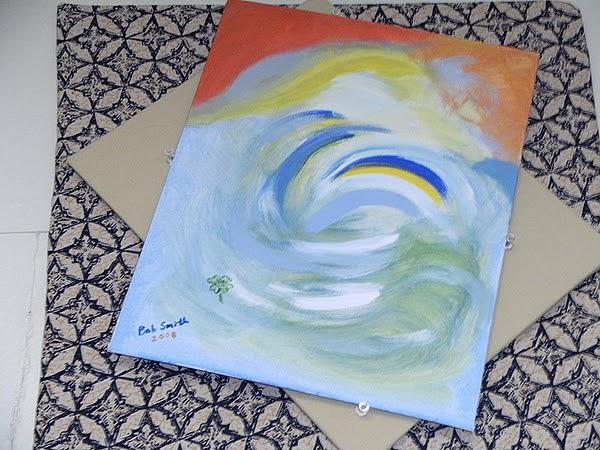 Whirlwinds Painting By Bob Smith
