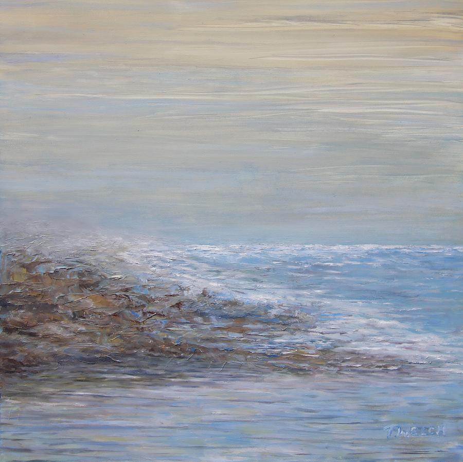 Impressionism Painting - Whisper by Terrill Welch