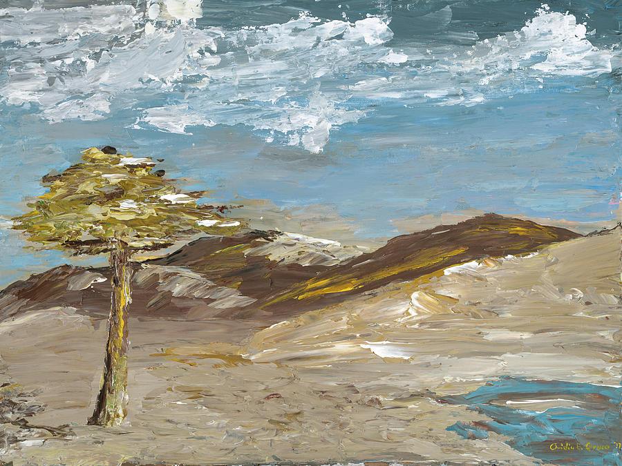 Whispering Dunes by Ovidiu Ervin Gruia