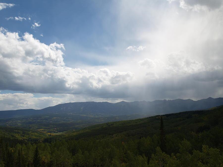 Colorado Photograph - Whispering Rain by Jessica Yudis