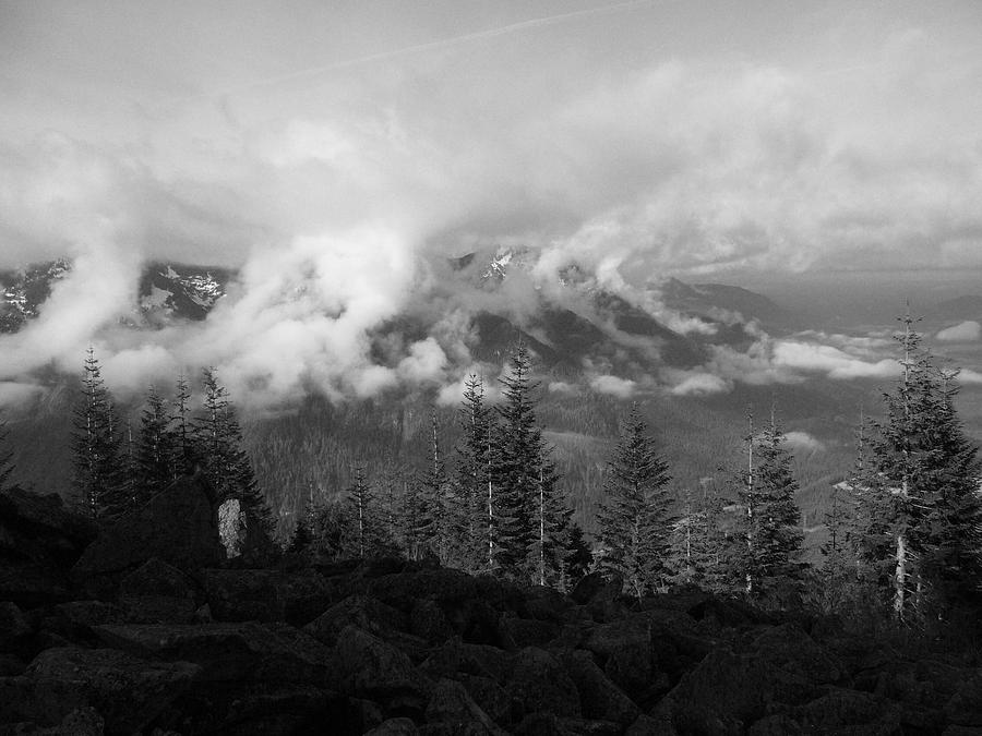 Landscape Photograph - Whispy by Mark Camp