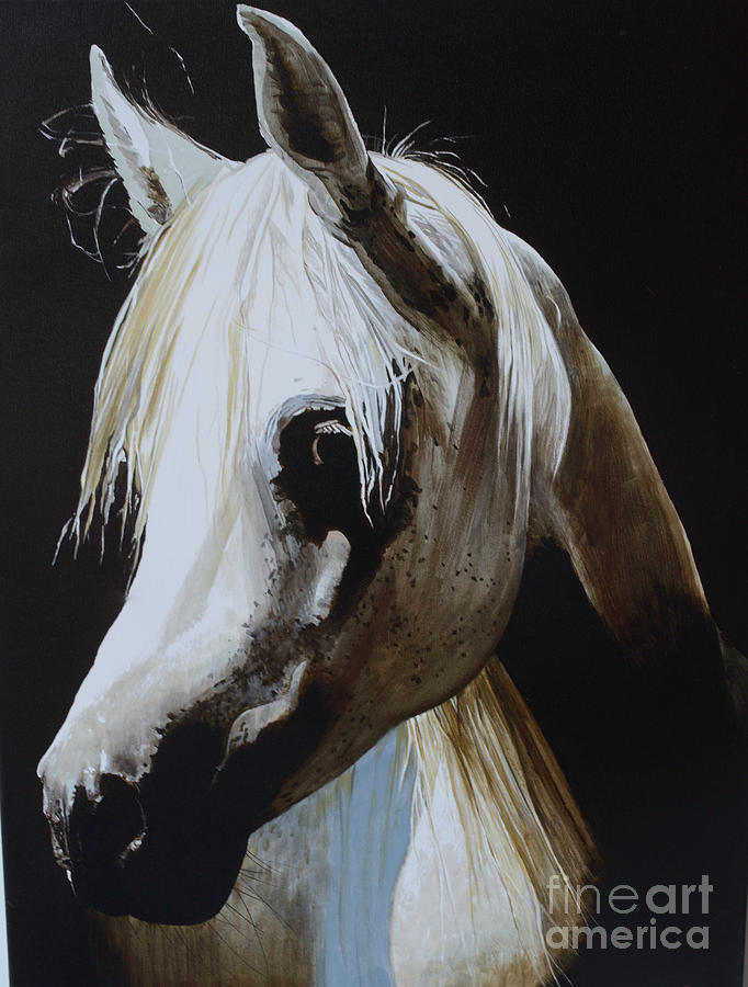 White Beauty by Michael Stoyanov