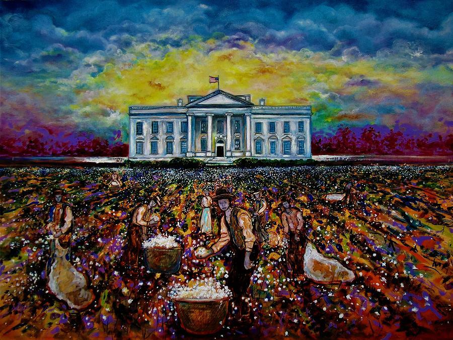 white house by Emery Franklin
