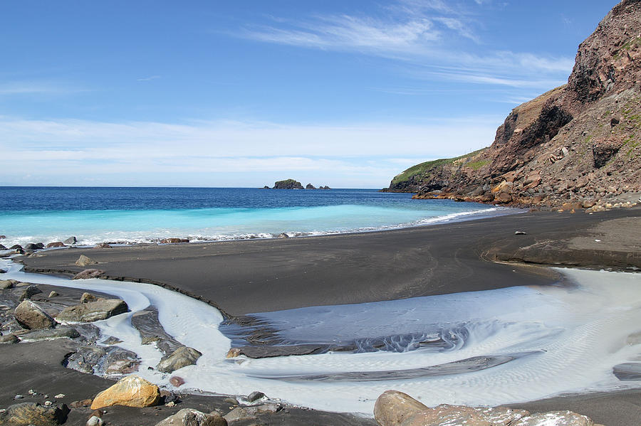 White Island Photograph - White Island In New Zealand by Jessica Rose