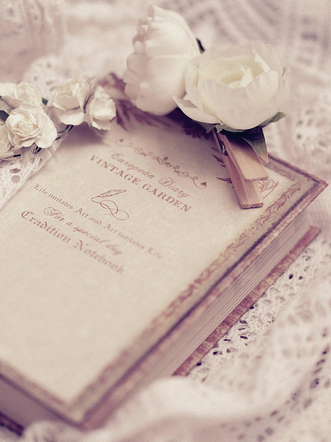 White Lace and Promises by Rachel Mirror