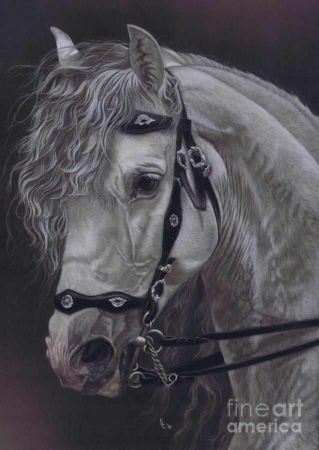 White Lightning by Karie-ann Cooper